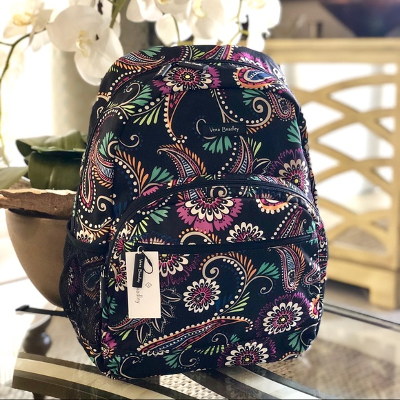 d751ab72be NWT VERA BRADLEY LIGHTEN UP CAMPUS BACKPACK